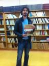 Berger with Templin book