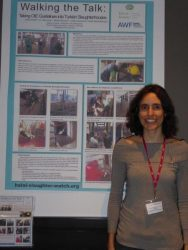 EonA Poster at OIE